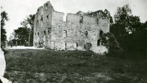 Image of Stone Ruins of Cleaver's Mill  Circa 1900 - 2010.3.6