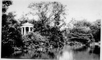 Image of Love Temple at the Swan Pond  1926 - 2011.12.4