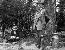 Image of Men at Annual Meeting Pennsylvania State Forestry Association  1920 - 2011.6.128