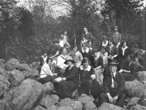 Image of Students on Nockamixon Trip  1924 - 2011.6.20