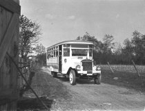 Image of Bus of Students on Nockamixon Trip  1924 - 2011.6.21