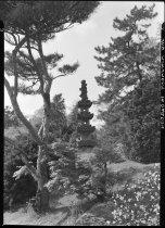 Image of Japanese Garden: Pagoda  1937 - 2011.8.3