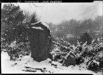 Image of Japanese Rock in Overlook Garden  1937 - 2011.8.91