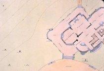 Image of Compton Mansion 1909 Floorplan from Atlas - 2012.4.3