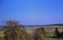 Image of Looking Northward from Roof of Barn  1955 - 2013.1.292