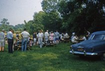 Image of Picnic at Bloomfield Farm Recreation Area 1958 - 2013.1.461