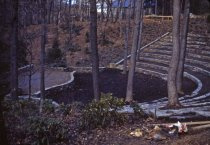 Image of Outdoor amphitheater at Swarthmore College  1942 - 2013.2.5