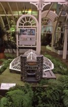 "Image of ""Ferns Under Glass"" at Philadelphia Flower Show  1987 - 2013.27.72"