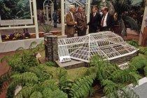 "Image of Philadelphia Flower Show Exhibit ""Plants Under Glass""  1987 - 2013.27.92"
