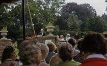 Image of Rivinus Rose Garden Dedication 1974 - 2013.5.1