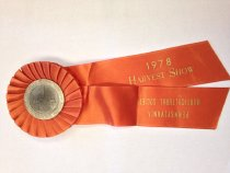 Image of Pennsylvania Horticultural Society   1978                     - 1978 Harvest Show Award of Merit, Pennsylvania Horticultural Society
