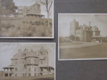 Image of Three Photos of Compton Mansion  1889 - 2014.40.34
