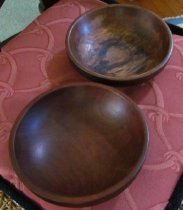 Image of Wooden Bowls From the Japanese Tea House  ca 1900 - 2014.40.37