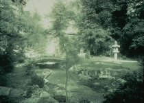 Image of Japanese Garden in Maymont Park  1926 - 2014.45.2