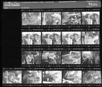 Image of Fernery Dedication Negative Sheet  1994 - 2014.42.2