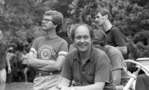Image of Ray Rodgers and Bill Klein  1982 Trees - Ray Rodgers and Bill Klein  1982   1982 - 2015.25.26.30