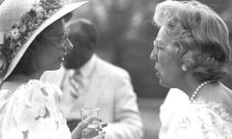 Image of Dottie Sheffield & Jane Pepper at Moonlight & Roses 1984 - 2015.25.43.14