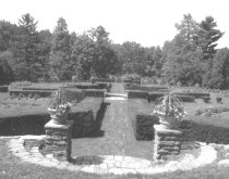 Image of Photo Proof of Rose Garden  1986 - 2015.48.1.23
