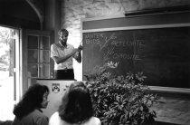 Image of Paul Meyer Teaching a Botany Class  1984 - 2016.45.3