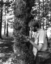 Image of Paul Meyer on Korean Plant Collection Expedition  1984 - 2016.45.7