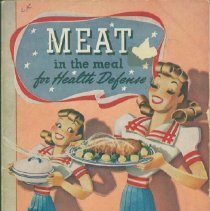 Image of Booklet - Meat in the Meal for Health Defense
