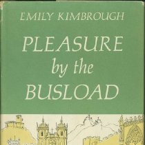 Image of Book - Pleasure by the Busload