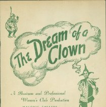 Image of Program - The Dream of a Clown