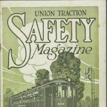 Image of Magazine - Union Traction Safety Magazine