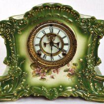 Image of Clock, Mantel