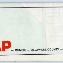Image of Map - Map - Muncie - Delaware County - BSU