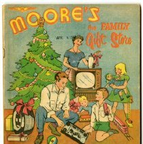 Image of Material, Archival - Moore's the Family Gift Store