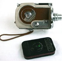 Image of Camera, Motion Picture