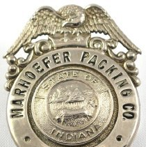 Image of Badge, Law Enforcement