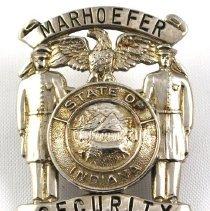 Image of Badge, Law Enforcement