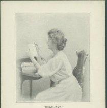 "Image of Postcard - ""Dear Jack."""