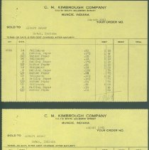 Image of Invoice