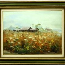 Image of Painting - Down in the Meadow