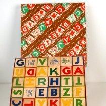 Image of Block, Alphabet