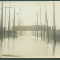 Image of Print, Photographic - East Jackson St., March 25, 1913, # 17