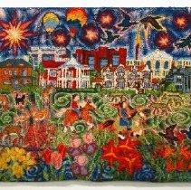 Image of Hanging, Wall - Muncie Through the Seasons