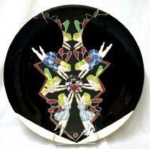 Image of Plate, Decorative - Fairy Heart Break Plate