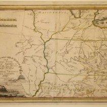 Image of Map - Gli Stati Uniti Dell' America