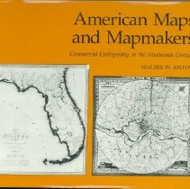 Image of Book - American Maps and Mapmakers