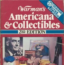 Image of Warman's Americana & collectibles -