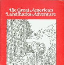 Image of Great American landmarks adventure, The - Weeks, Kay D.