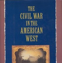 Image of Civil War in the American West, The - Josephy, Alvin M., 1915-