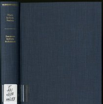 Image of Their infinite variety : essays on Indiana politicians. -