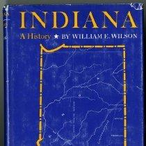 Image of Indiana : a history - Wilson, William Edward, 1906-