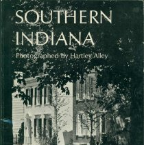 Image of Southern Indiana - Alley, Hartley, 1919-