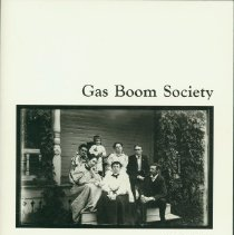 Image of Gas boom society - Griner, Ned H.